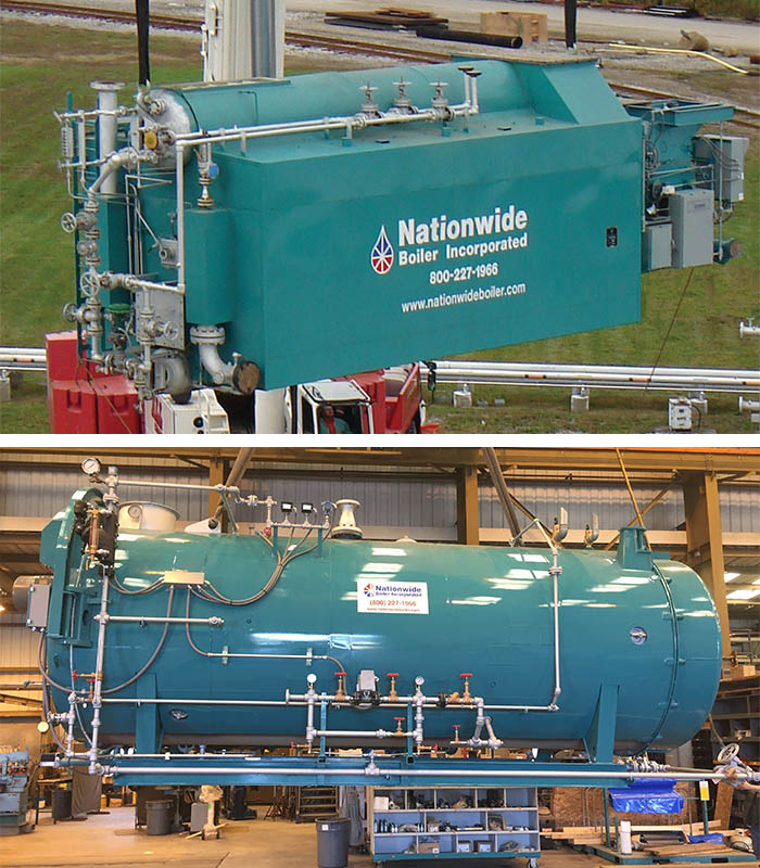 Watertube vs. Firetube Steam Boilers - Nationwide Boiler Inc.