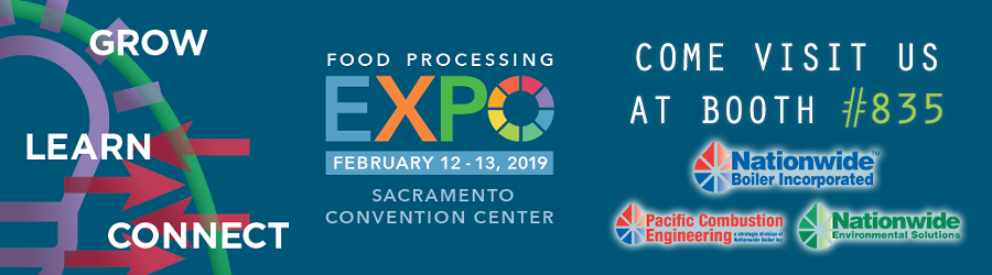 2019 Food Processing Expo