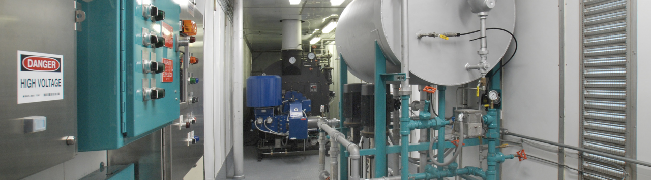 Nationwide Mobile Boiler Room