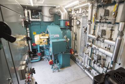 An Inside Look at the World's First 1,000 hp Mobile Boiler Room