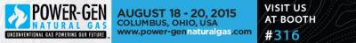 First Annual PowerGen Natural Gas Show