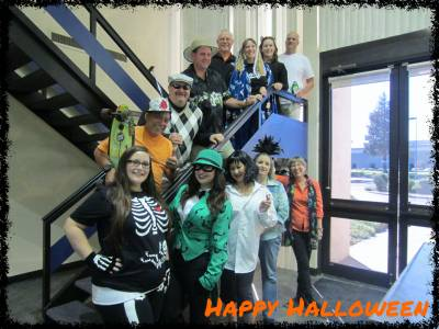 Happy Halloween from the Crew at Nationwide Boiler Inc.