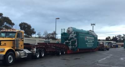World's Largest Trailer-Mounted Boiler Sold!