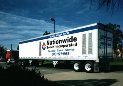 Rental Boiler Logistics