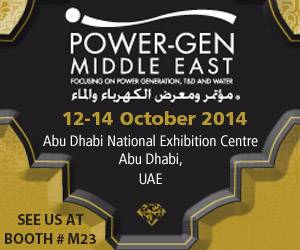 Power-Gen Middle East Booth M23