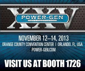 Power-Gen International 2013 - Orlando, FL