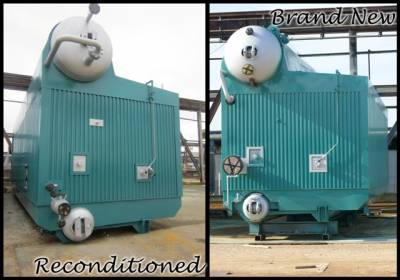 Advantages of Buying Reconditioned Boilers