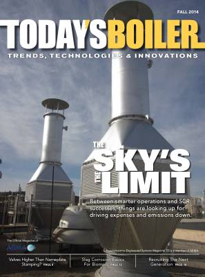 Nationwide Boiler's Ammonia-Free CataStak Featured in Today's Boiler Magazine