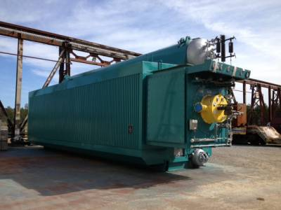 New Boiler and Catastak SCR System Supplied To Major Texas Oil Refinery