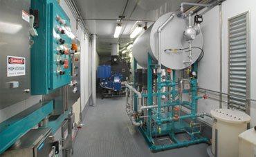 Mobile Steam Plants