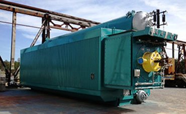 Skid-Mounted Boilers