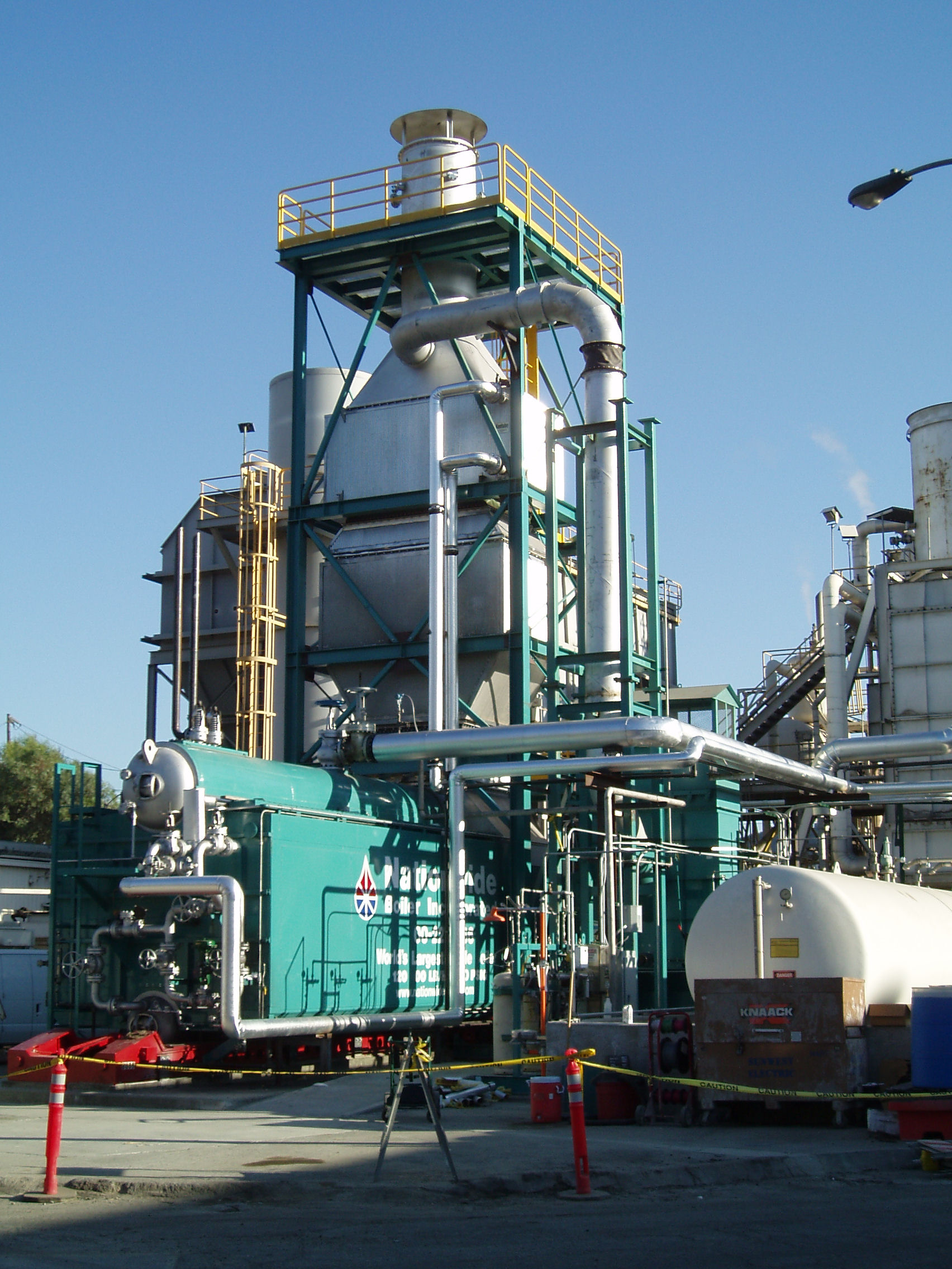 Pulp, Paper & Wood Products - Nationwide Boiler Inc.