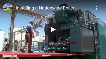 installing a nationwide boiler