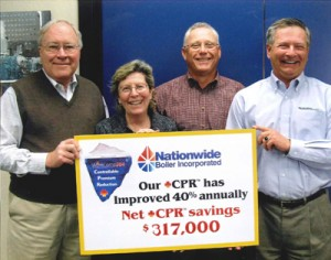 Nationwide Boiler Achieves New Safety Milestone